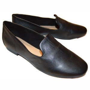 Gap Black Leather Loafers